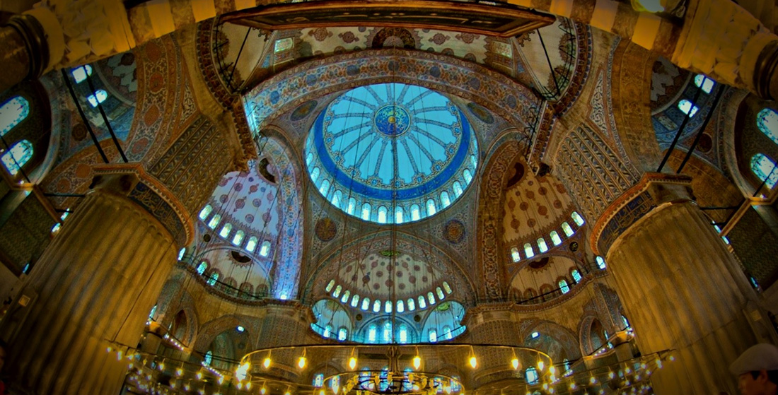 Free Islamic Images | Blue Mosque in Istanbul, Turkey