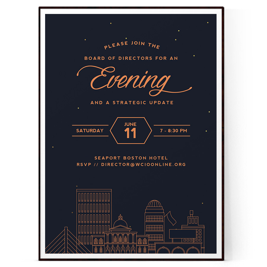 Special Event Flyer Template (PSD + DOCX)